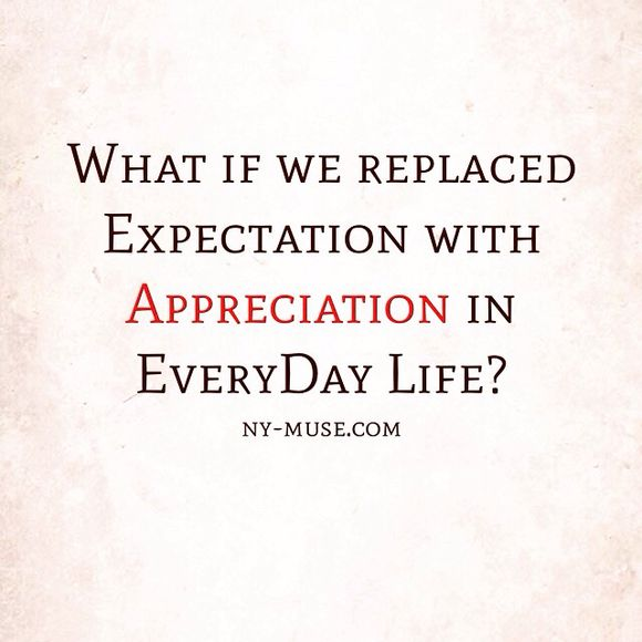 How to Appreciate...